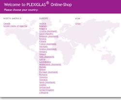 Plexiglas-Shop