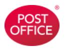 Post Office Geschenkkarte