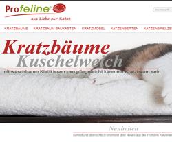 Profeline-Katzenshop